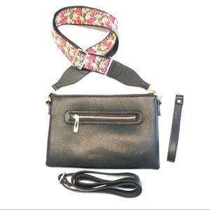 Crossbody, Guitar Strap, Shoulder, Wristlet Bag